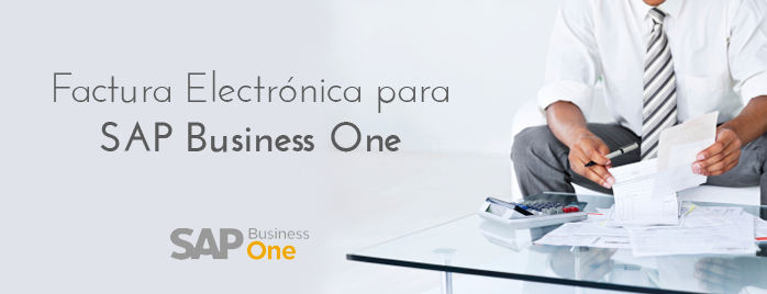 facturacion electronica sap business one